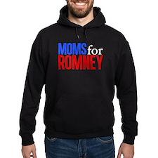 Moms for Romney Hoodie