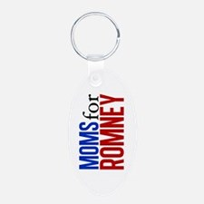 Moms for Romney Keychains