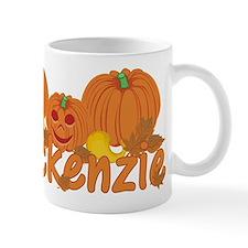 Halloween Pumpkin Mackenzie Mug