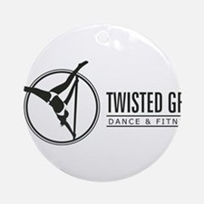 Twisted Grip Ornament (Round)