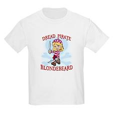 Blondebeard2 Kids T-Shirt