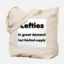 Lefties - Limited Supply Tote Bag
