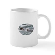 Sea Otter Family Mug