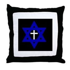 StarCross Throw Pillow