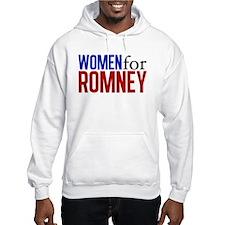 Women for Romney Hoodie