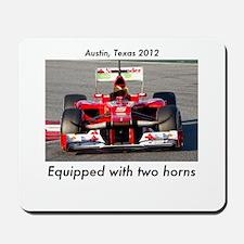 2012 U.S. Grand Prix Mousepad