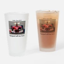 2012 U.S. Grand Prix Drinking Glass