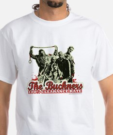 Buckner's 100% Clearance Rate T-Shirt