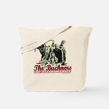 Buckner's 100% Clearance Rate Tote Bag