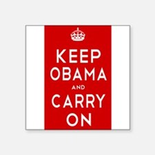 Keep Obama Sticker