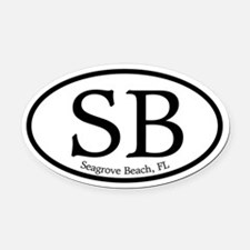 Seagrove Beach.SB.MattAntique.white.png Oval Car M
