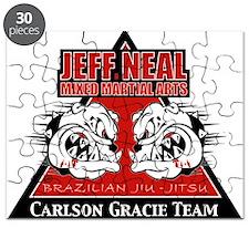Carlson Gracie Team Puzzle