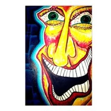Big Laughter Postcards (Package of 8)
