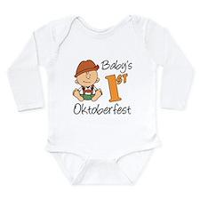 Baby's First Oktoberfest Body Suit