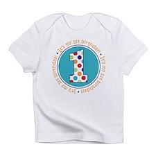 Cute Birthday boy Infant T-Shirt