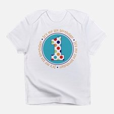 Cool Toddler rocket 1st birthday Infant T-Shirt
