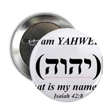 I am YAHWEH (????) that is my name!... Isaiah 42:8