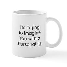 Sans Personality Mug