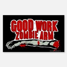 Cabin in the Woods Zombie Arm Decal