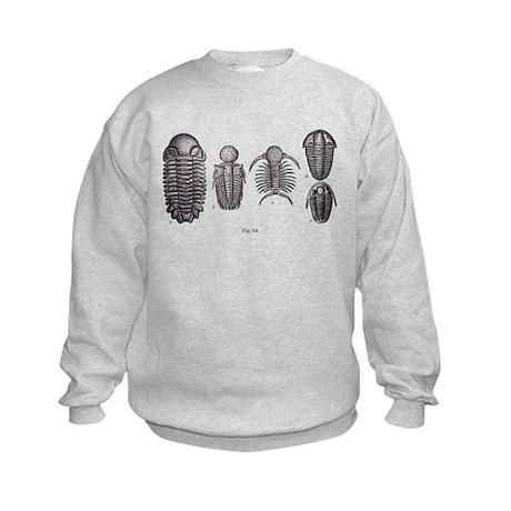 Trilobites Kids Sweatshirt