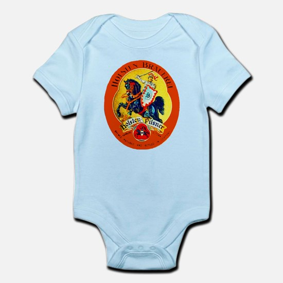 Germany Beer Label 15 Infant Bodysuit