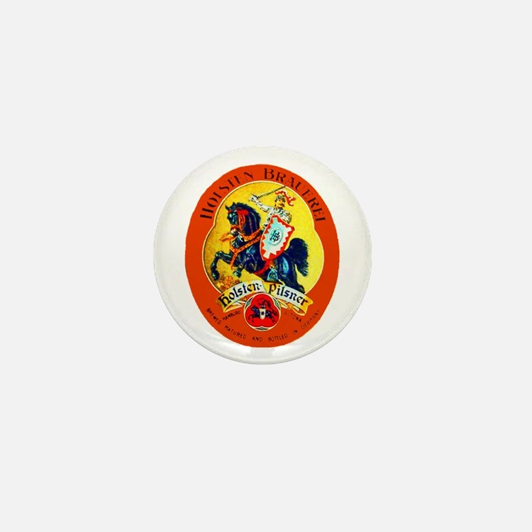 Germany Beer Label 15 Mini Button