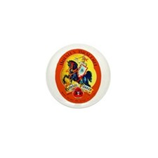 Germany Beer Label 15 Mini Button (10 pack)