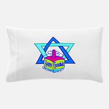 Hanukkah Oh Chanukah Pillow Case
