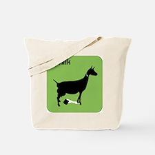 Goat-iMilk Tote Bag