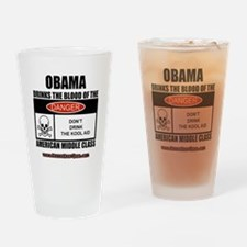 Kool Aid any one! Drinking Glass
