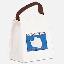 Antarctica.jpg Canvas Lunch Bag