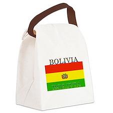 Bolivia.jpg Canvas Lunch Bag