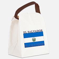 ElSalvador.jpg Canvas Lunch Bag