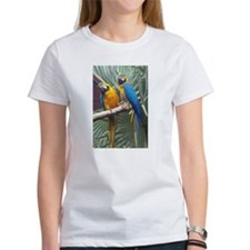 Blue & Gold Macaws ~ Tee