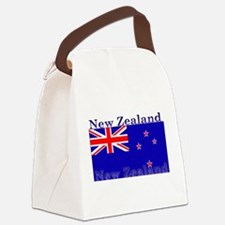 NewZealandblack.png Canvas Lunch Bag