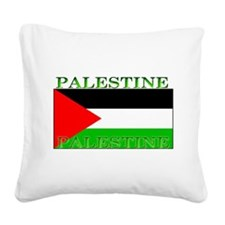 Palestine.jpg Square Canvas Pillow