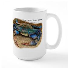 Atlantic Blue Crab Mug