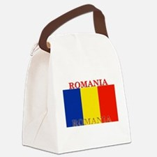 Romania.png Canvas Lunch Bag
