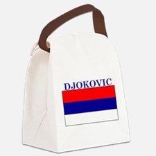 Djokovic.png Canvas Lunch Bag