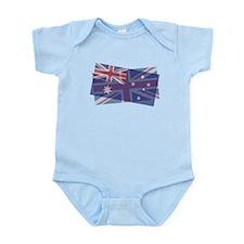 Aussie Union Infant Bodysuit