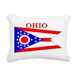 Ohio.png Rectangular Canvas Pillow