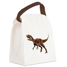 Allosaurus.png Canvas Lunch Bag