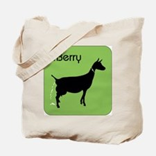 Goat-iBerry Tote Bag