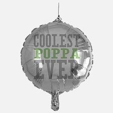 Coolest Poppa Balloon