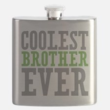 Coolest Brother Flask