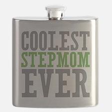 Coolest Stepmom Flask