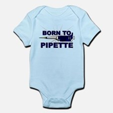 Born to Pipette Body Suit