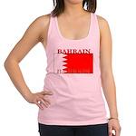 Bahrainblack.png Racerback Tank Top
