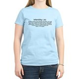 Infertility Women's Light T-Shirt