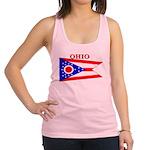 Ohio.png Racerback Tank Top